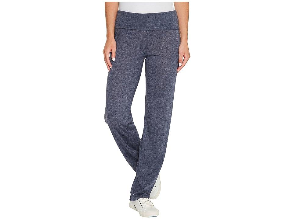 Alternative Eco Fold-Over Pants (Eco True Navy) Women