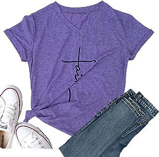 Hellopopgo Women Love Graphic Tops Tees Funny T Shirt Cute Summer Halloween Tops