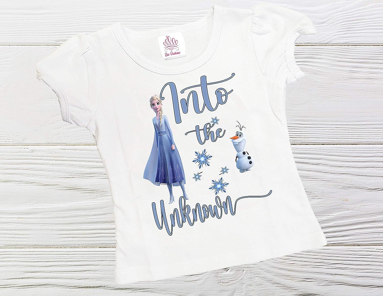 Frozen girls shirt Into the Oakland Mall Girls Unknown birthday sh Recommendation Elsa