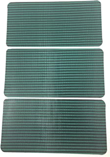 Southeastern 3 Pack Pool Safety Cover Patch Green Mesh 4