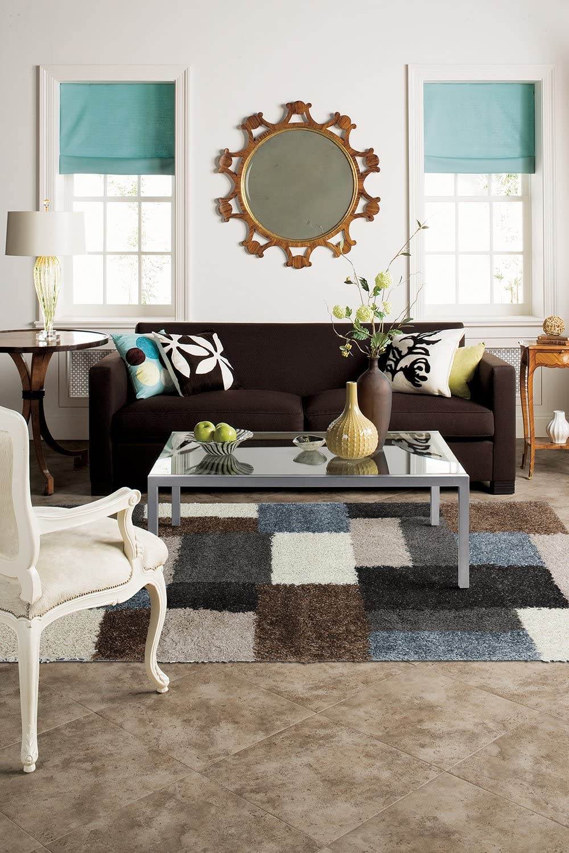 Mohawk Home Franklin Challenge the lowest price Bargain Area 6'6x10' Rug Blocks