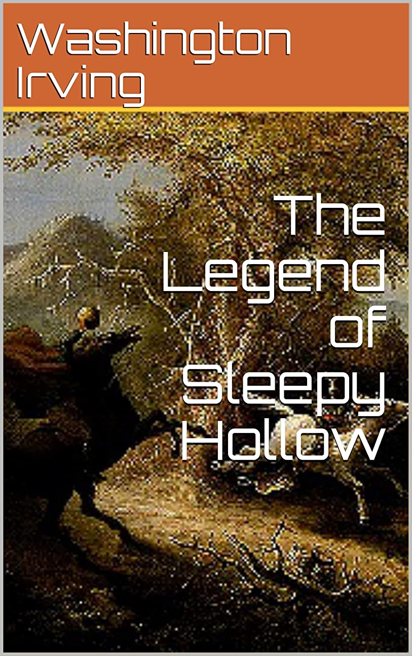 シャット疫病行為The Legend of Sleepy Hollow (English Edition)