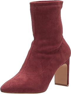 The Drop Women's Jane High Heel Pull-On Sock Boot