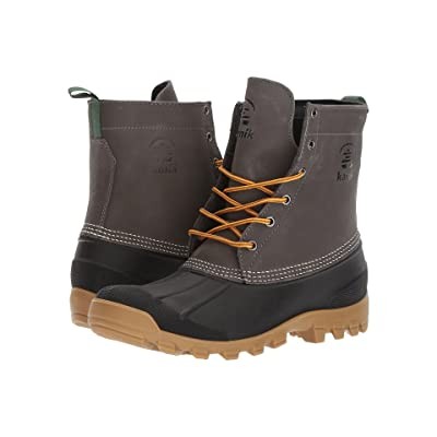 Kamik Yukon 6 (Charcoal) Men