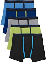 fruit of the loom breathable boxer briefs boys