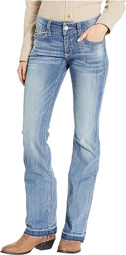 R.E.A.L.™ Bootcut Meg Jeans in Antarctica