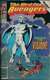 avengers west coast vision quest
