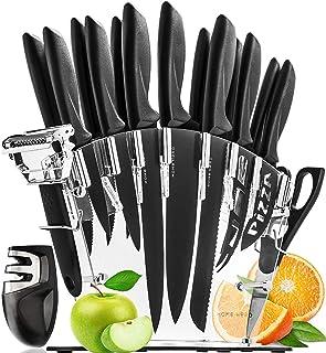 HomeHero Juego de Cuchillos de Cocina Profesionales con