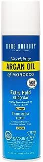 Marc Anthony Nourishing Argan Oil of Morocco Volume Hairspray, 8.8 Ounces