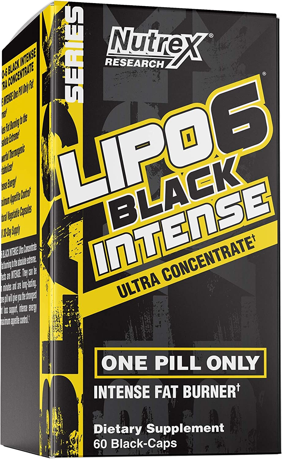 is lipo 6 a steroid