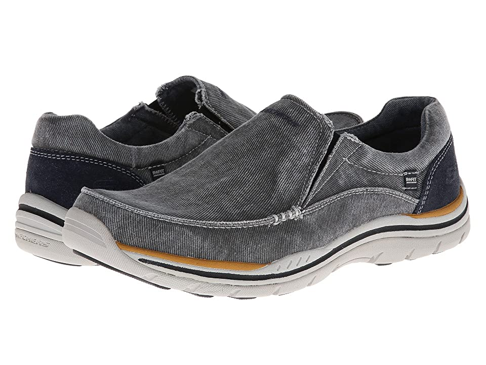 SKECHERS Expected Avillo (Blue) Men