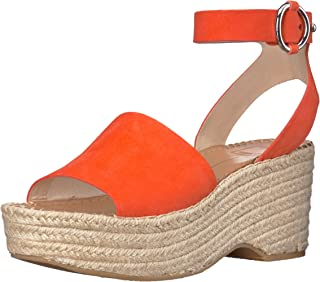 dc3abdd4cd20 Orange Women s Wedge   Platform Sandals