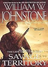 Savage Territory (Matt Jensen, The Last Mountain Man Book 4)