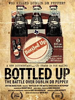 Bottled Up – The Battle Over Dublin Dr Pepper
