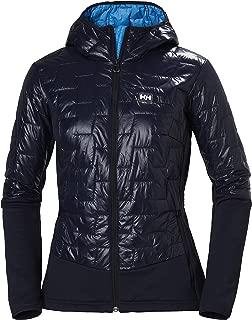 Helly Hansen Women's LIFALOFT Hybrid Insulator Jacket, 597 Navy, Medium