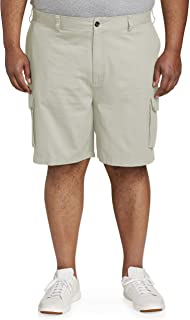 Amazon Essentials Men's Big & Tall Cargo Short fit by DXL