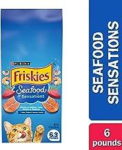 Purina Friskies 2.86 Kg Seafood Sensations Cat Dry Food