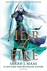 Heir of Fire (Throne of Glass Book 3) Kindle Edition