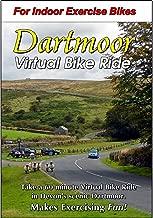 Dartmoor England Virtual Bike Ride Scenery DVD