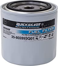 Best mercury 5.0 mpi fuel filter Reviews