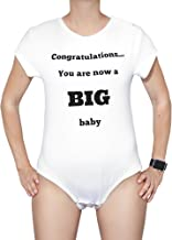 Funny Birthday Gifts for Women or Men Unisex Adult Baby Onsie Christmas Gag Gift Crotch Shirt Stocking Stuffers