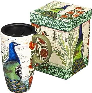 Best peacock coffee cup Reviews