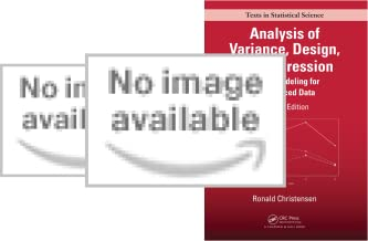 Chapman & Hall/CRC Texts in Statistical Science (51-100) (50 Book Series)
