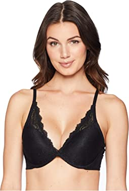 Undie-Tectable® Push-Up Plunge Bra