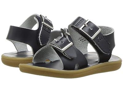 FootMates Tide (Infant/Toddler/Little Kid) (Navy) Kids Shoes