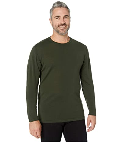 Fjallraven High Coast Lite Merino Knit (Deep Forest) Men
