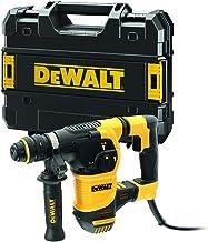 DeWalt 30mm 950W SDS Plus Rotary Hammer Drill with Quick Change Chuck, Yellow/Black, D25334K-B5, 3 Year Warranty