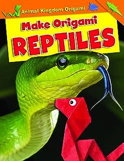 Make Origami Reptiles (Animal Kingdom Origami)