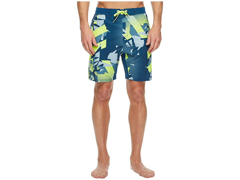 Nike Breaker 7 Volley Shorts (Noise Aqua) Men