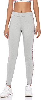 TOMMY HILFIGER Women's Heathered Repeat Logo Leggings