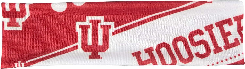 Littlearth NCAA Illinois Illini Stretch Headband