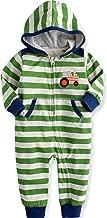 Vaenait baby 6-24M Infant Boys Hoodie Romper Jumpsuit Best Driver
