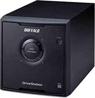 Buffalo DriveStation Quad 4-Drive Desktop DAS 8 TB