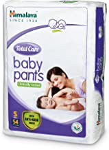 Himalaya Total Care Baby Pants Diapers, Small, 54 Count