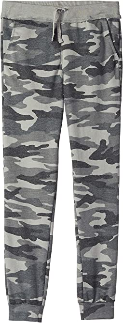 Always Camo French Terry Jogger (Big Kids)