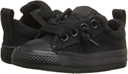 1b3e2b524e0e Black Monochrome. 372. Converse Kids. Chuck Taylor® All Star® Street Ox ...