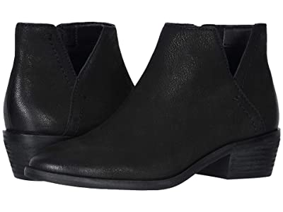 FRYE AND CO. Caden Bootie (Black Vintage Leather) Women