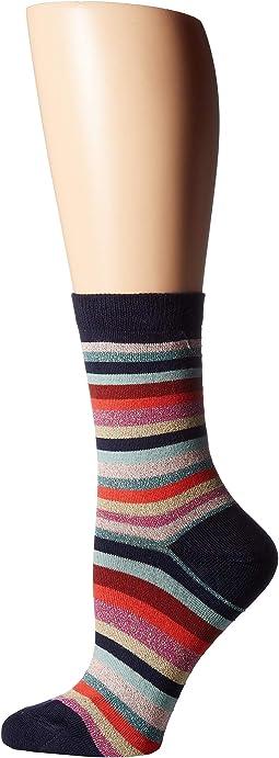 Clarissa Swirl Artist Stripe Sock