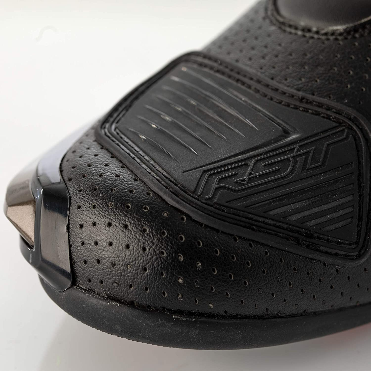 41 RST 2341 Tractech Evo III Short Leather Boots Black