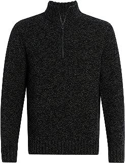 Men's Eco Rich Woodward Half Zip Sweater