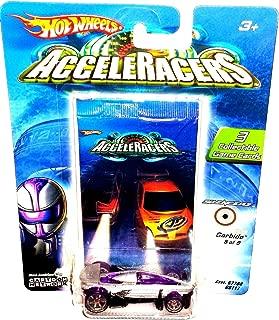 Hot Wheels AcceleRacers Silencerz #5 of 9 Carbide