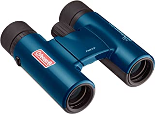 Vixen&Coleman 双眼鏡 コールマンシリーズ コールマンH8×25 ターコイズブルー 14581-2