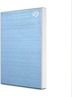 Seagate ONE TOUCH Portable 1TB Blue