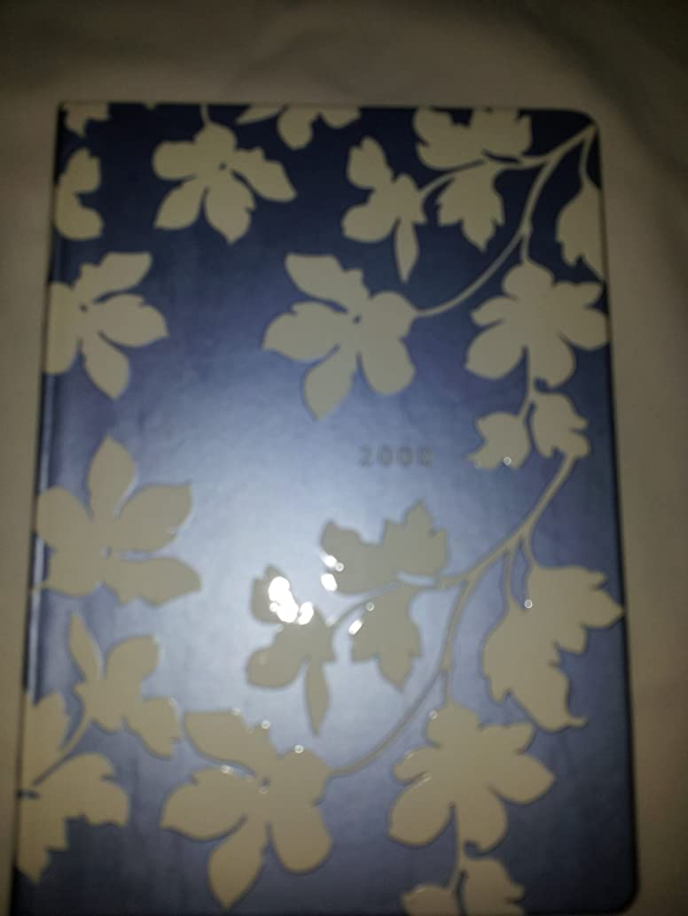 自動車即席農業Floral Silhouette 2008 Calendar