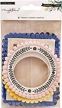 Maggie Holmes 344483 Pom Frames Embellishments, Multicolor