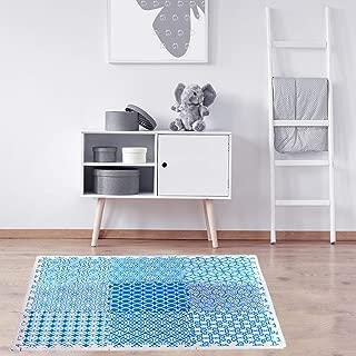 patterned floor mats